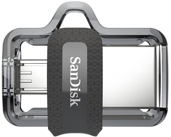 Sandisk SDDD3064GG46 Ultra Dual Drive USB Flash Drive 64GB