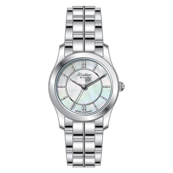 Kolber Geneve K3061201852 Classiques Ladies Watch