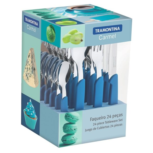Tramontina Carmel Tableware 24pc Set 23499024