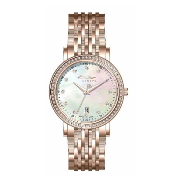 Kolber Geneve K1107241854 Stars Ladies Watch