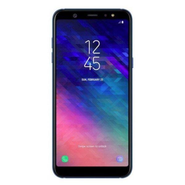 Samsung Galaxy A6 Plus 64GB Blue 4G Dual Sim Smartphone (A6+ 2018)