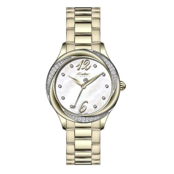 Kolber Geneve K1098221870 Stars Ladies Watch