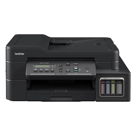 Brother DCPT710W Multifunction Ink Tank Printer