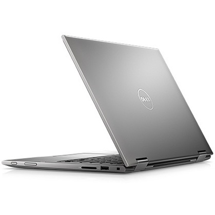 Dell Inspiron 13 5379 Convertible Touch Laptop - Core i5 1.6GHz 8GB 1TB Shared Win10 13.3inch FHD Grey