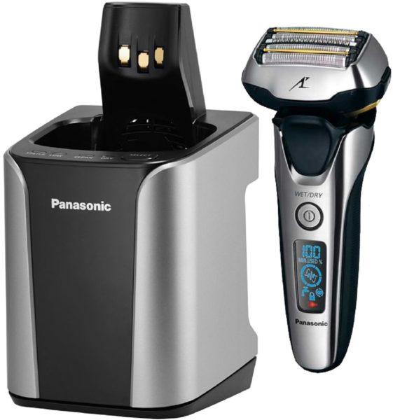 Panasonic 5 Blade Shaver W/ Multi Flex 3D Head Shaver ESLV9N
