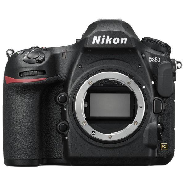 Nikon D850 DSLR Camera Body Only Black