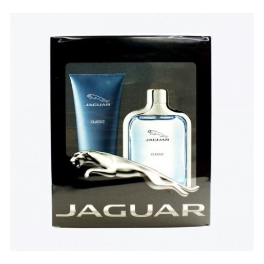 Perfume Jaguar Classic Fragrantica: Buy Jaguar Classic Blue Perfume Gift Set For Men (Jaguar Classic Blue Perfume 100ml EDT + Bath