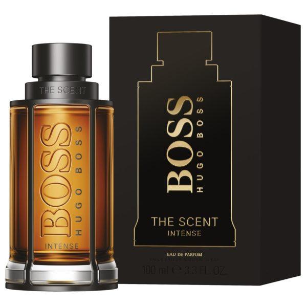 Hugo Boss The Scent Intense Perfume For Men 100ml Eau de Parfum