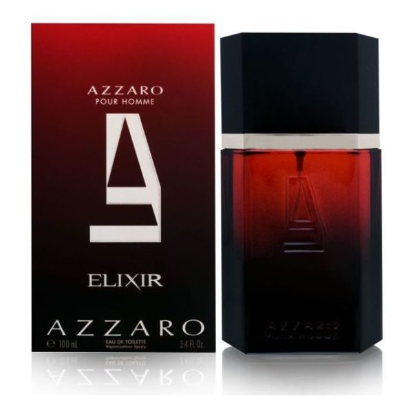 Azzaro Elixir Perfume For Men 100ml Eau de Toilette