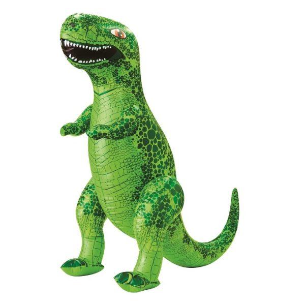 Little Hero 6100 Inflatable Giant Dinosaur Green Toy