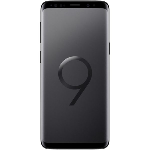Samsung Galaxy S9 64GB Midnight Black 4G Dual Sim ( *T&C Apply )