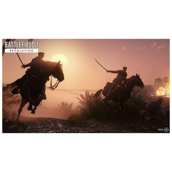 Xbox One Battlefield 1 Revolution Game