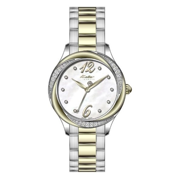 Kolber Geneve K1098211870 Stars Ladies Watch