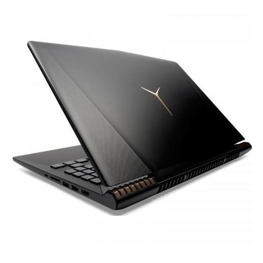 Lenovo Legion Y520 Gaming Laptop - Core i7 2.8GHz 16GB 2TB 4GB Win10 15.6inch FHD Gold