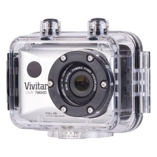 Vivitar DVR786HD Full HD Action Camera White