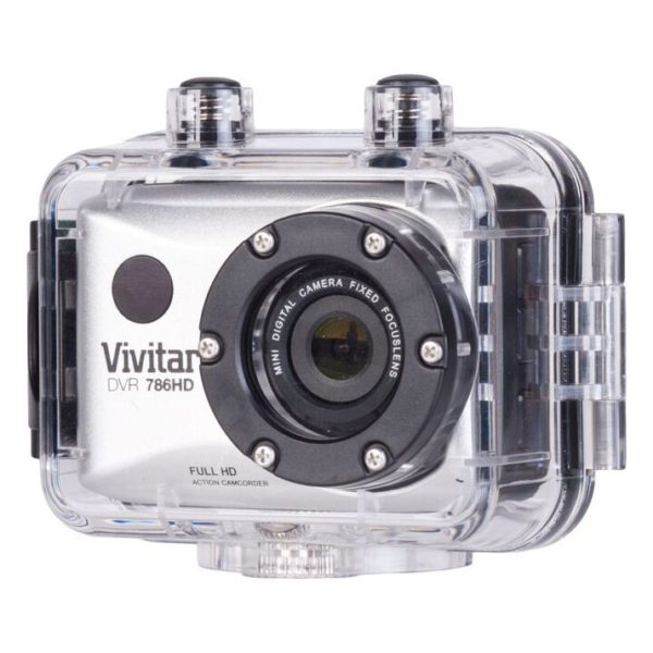 Vivitar Dvr786hd Full Hd Action Camera White Price Specifications