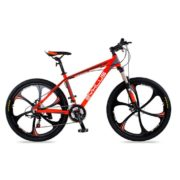 Zyklus Turbo 06 Mountain Bike Orange/Grey