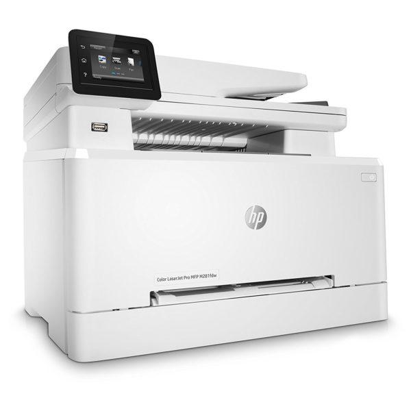 HP T6B82A Color Laserjet Pro MFP M281FDW Printer
