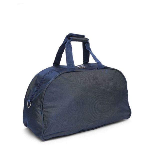 Senator 7085D20BLU Delux Duffel Bag Blue 20inch