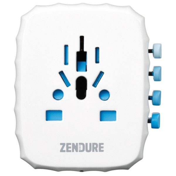 Zendure Universal Wall Charger White - ZDPPAWT