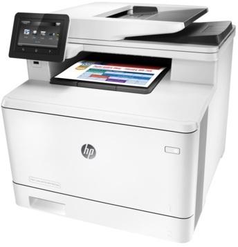 HP M377DW M5H23A Color Laserjet Pro Multifunction Printer