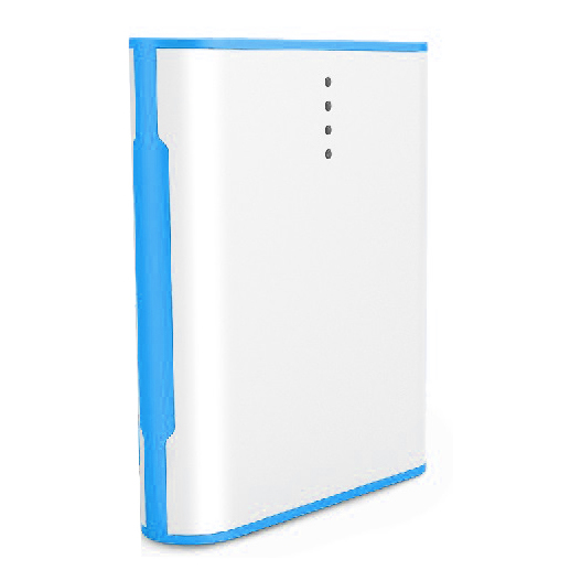 Wesdar Power Bank 6000mAh Blue - S43