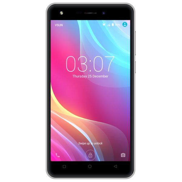 Vsun Mars Touch 4G Dual Sim Smartphone 16GB Black