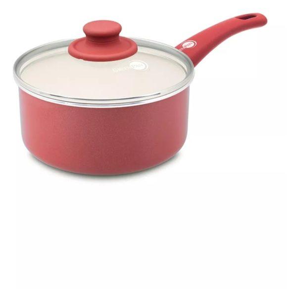 Buy Greenpan Ceramic Sauce Pan 18cm 2 13l Gp1186 Price