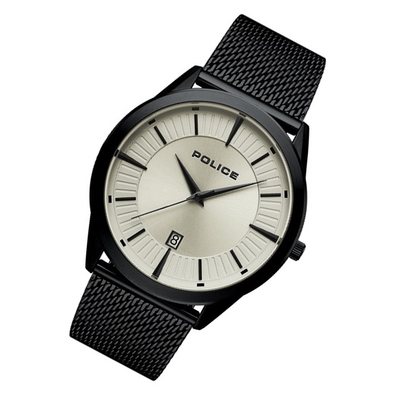 Police P 15305JSB-79MM Patriot Mens Watch