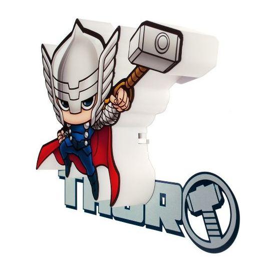 3DLightFX Marvel Thor 3D Decor Wall Light 2002012
