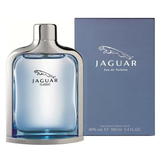 Elizabeth Arden Green Tea Perfume For Women 100ml Eau de Toilette + Jaguar Blue Perfume For Men 100ml Eau de Toilette