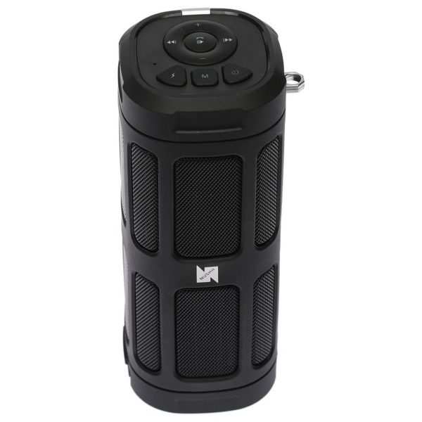 Nushh Portable Bluetooth Speaker Black NSPBTBL100