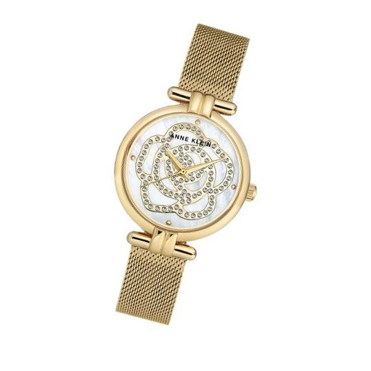 Anne Klein AK3102MPGB Ladies Watch