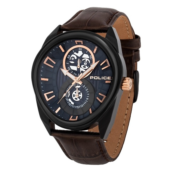 Police P 15443JSB-03 Modesto Mens Watch