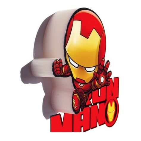 3DLightFX Marvel Iron Man 3D Decor Wall Light 2001912