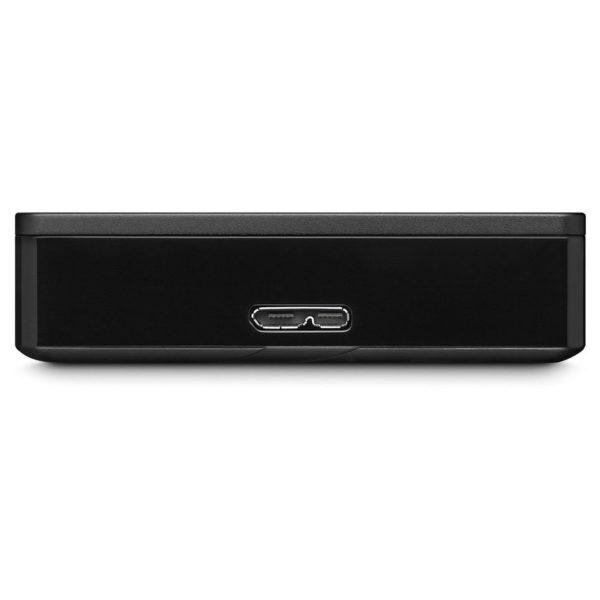 Seagate Backup Plus Portable External Drive 5TB Black
