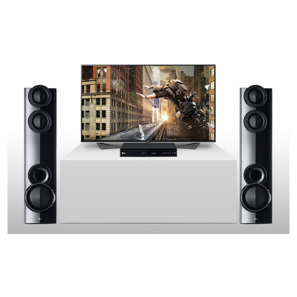 LG LHD677 DVD Home Theater System