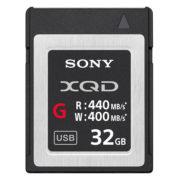 Sony QDG32E XQD Flash Memory Card 32GB