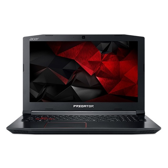 Acer Predator Helios 300 Gaming Laptop - Core i7 2.80GHz 16GB 2TB+128GB 6GB Win10 15.6inch FHD Black