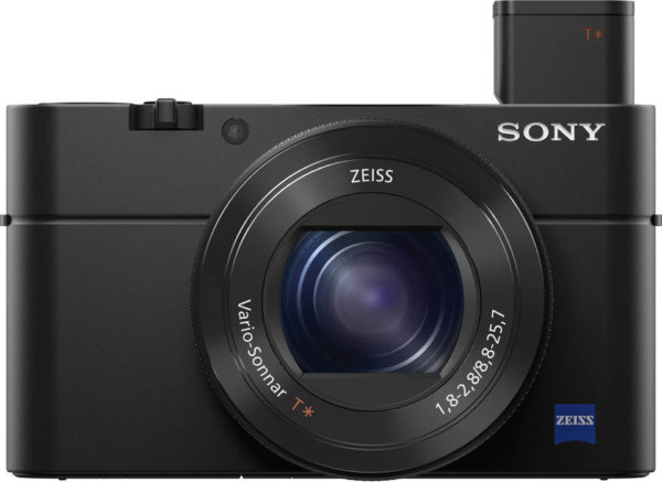 Sony DSCRX100M5 Digital Camera Black