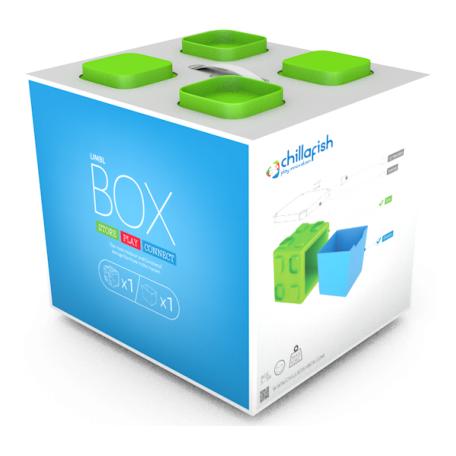 Chillafish CPCB01LIB Box Toy Storage Limbl