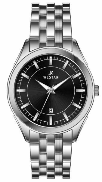 Westar 50118STN103 Profile Mens Watch