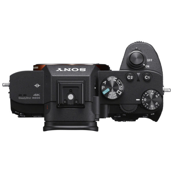 Sony Alpha a7 III Mirrorless Digital Camera Black With SEL FE 28-70mm F3.5-5.6 OSS Lens