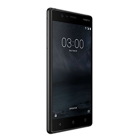 Nokia 3 TA1032 4G Dual Sim Smartphone 16GB Matte Black