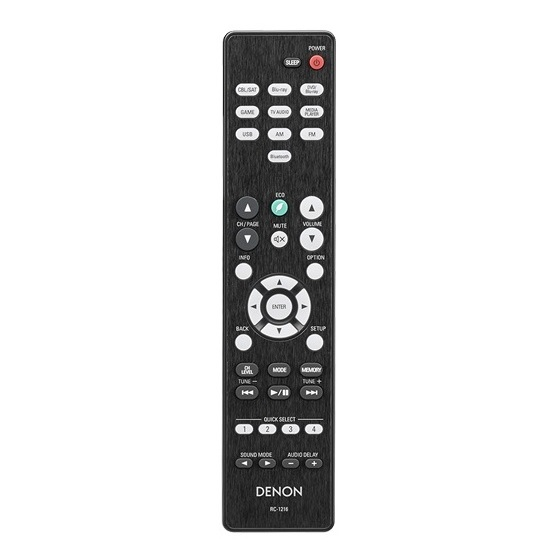 Denon AVRX540BT + Taga TAV506V2+TSW90V3 5.1 Home Theater Package