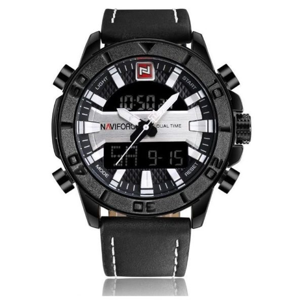 Naviforce Mens Watch White NF9114