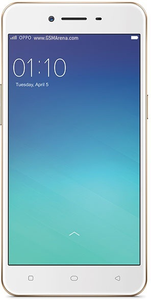 Oppo A37F 4G Dual Sim Smartphone 16GB Gold