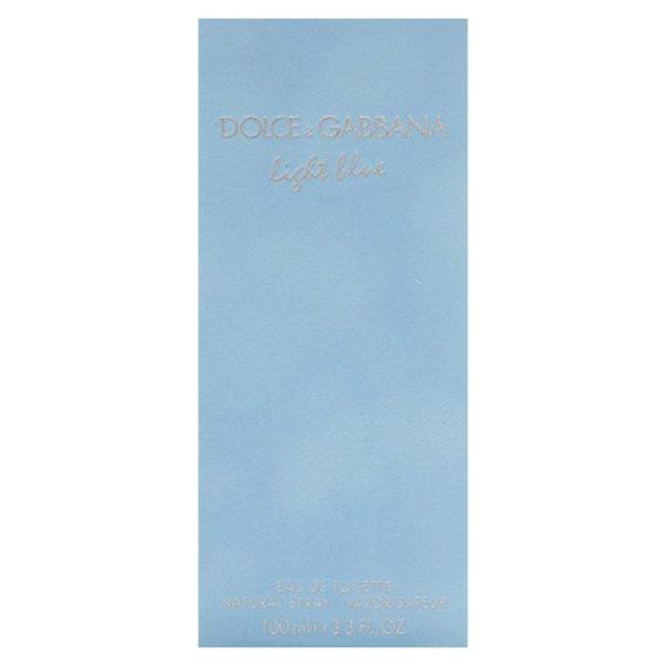 Dolce & Gabbana Light Blue Perfume For Women 100ml Eau de Toilette