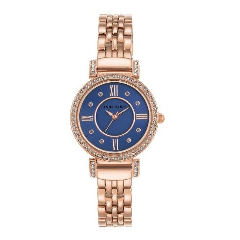 Anne Klein AK2928NVRG Ladies Watch