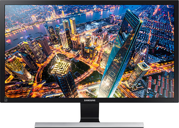 Samsung LU28E590DS Ultra HD 4K LED Monitor 28inch